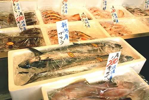 西京漬けに使う魚を買いに行こう